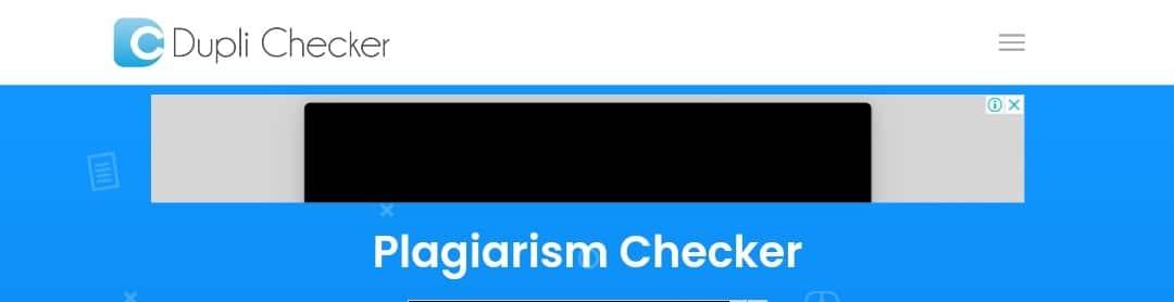 Free seo tools - Plagiarism Checker