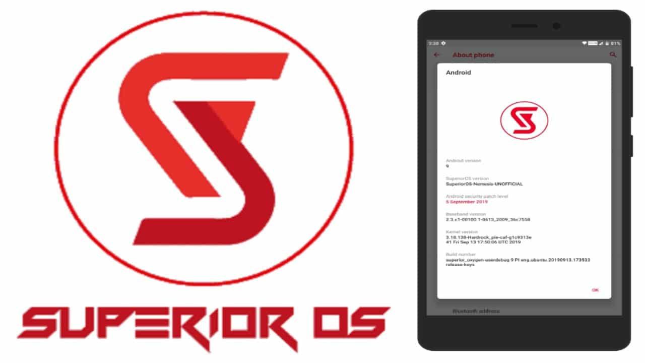 Superior OS Rom For Xiaomi Mi Max 2